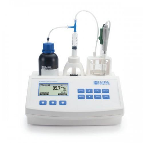 Valorador automático Indice Formol y pH para vinos y zumos (mg/ L N)