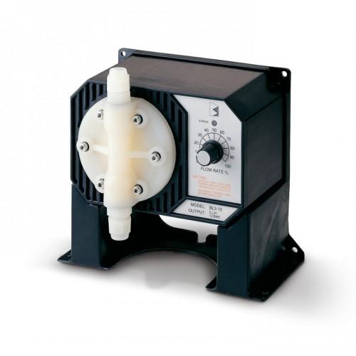 Bomba dosificadora analógica BlackStone, 220/240V para productos abrasivos