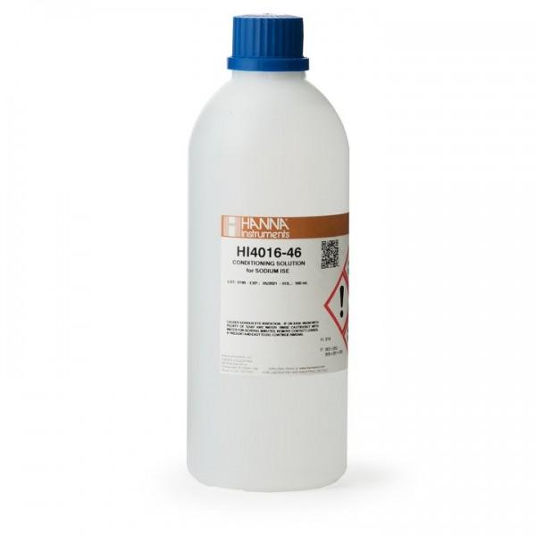 Solución acondicionamiento para electrodo ISE de Sodio, 500 ml