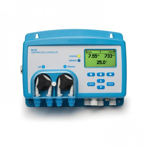 Controlador de pH/ Redox /Temperatura, 115/230V