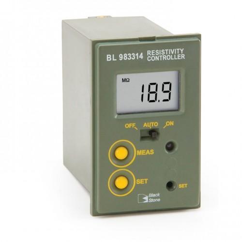 Minicontrolador Resistividad 0,00 a 19,90 MOhm, 115/ 230V