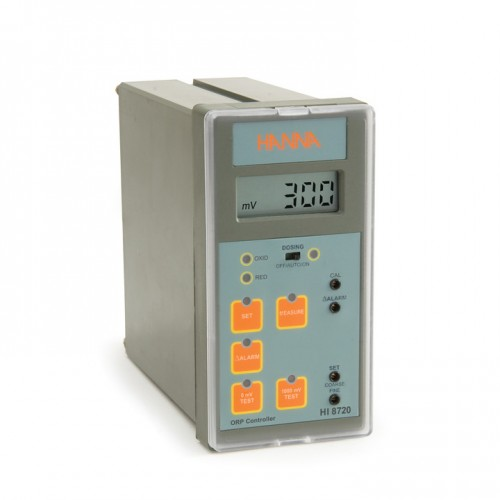 Controlador analógico ORP con 1 punto de consigna y función de autodiagnóstico