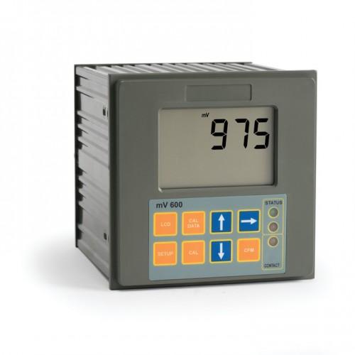 Controlador ORP, 1 punto de consigna, control proporcional, salida analógica 115V