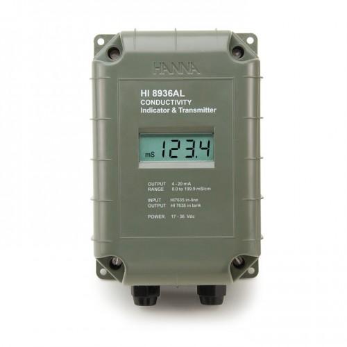Transmisor CE , salida 4-20/0-20 mA