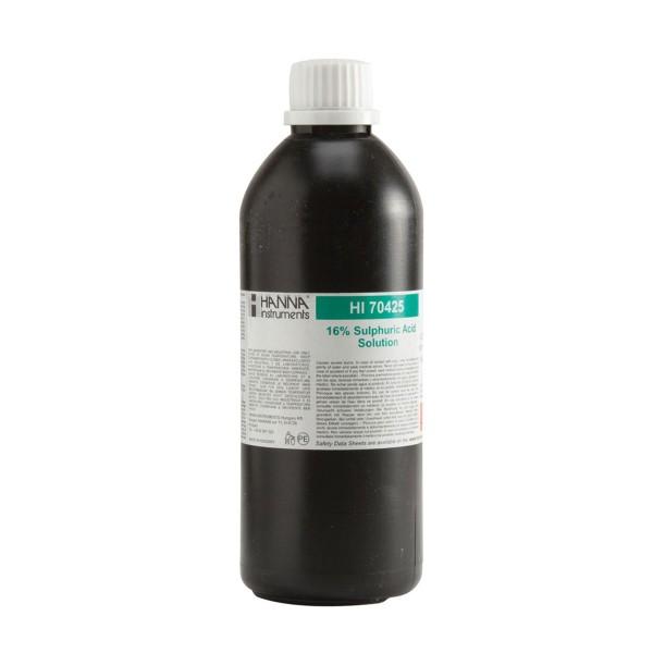 Solución de Ácido sulfúrico (16%), 500 ml