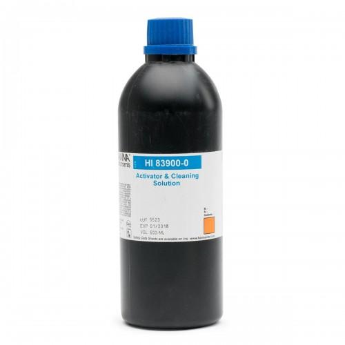 Solución limpieza para lixímetros, 500 ml