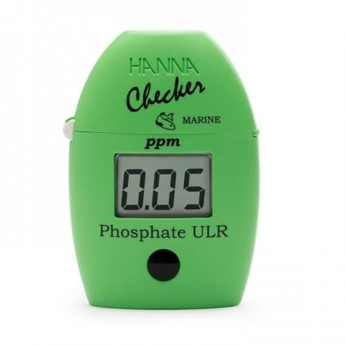 Checker Fosfatos rango ultra bajo 0,00 a 0,90 ppm para agua marina