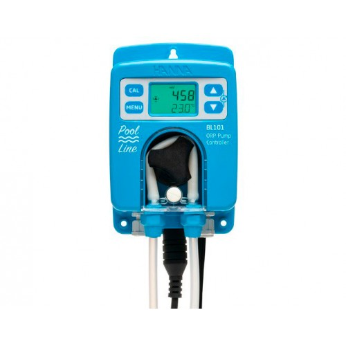 Bomba peristáltica de REDOX con electrodo amplificado de pH/Tª